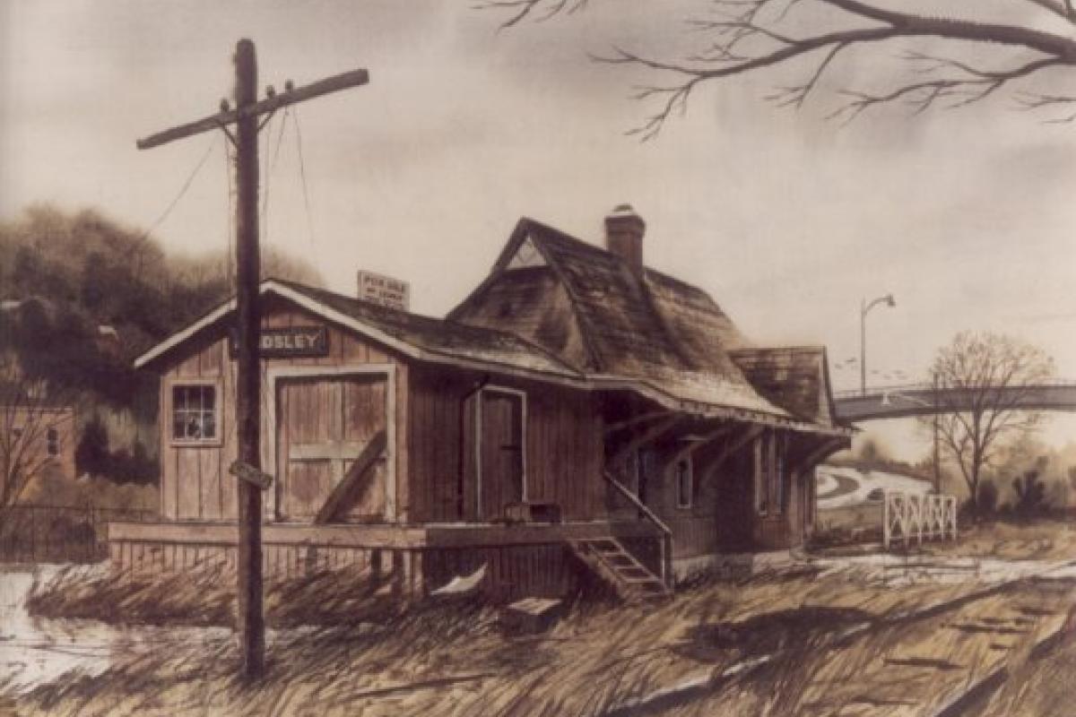 Ardsley Railroad Station