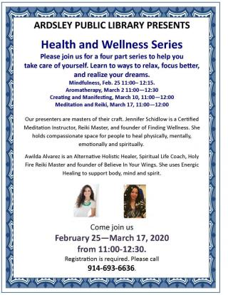 Health & Wellness Series